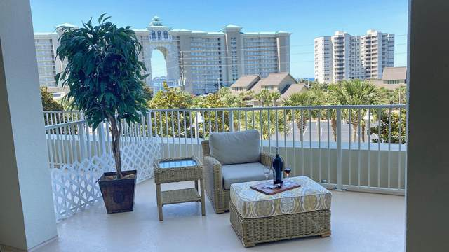 122 Seascape Drive #302, Miramar Beach, FL 32550 (MLS #844986) :: Watson International Realty, Inc.