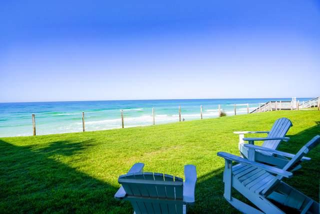 214 Blue Mountain Road Unit 112, Santa Rosa Beach, FL 32459 (MLS #846563) :: ENGEL & VÖLKERS