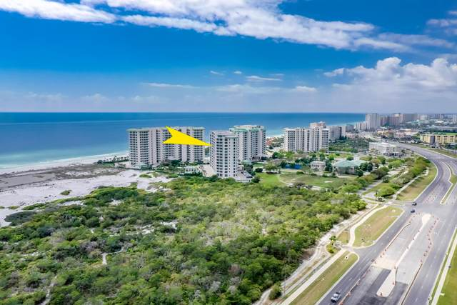 15500 Emerald Coast Parkway Unit 1005, Destin, FL 32541 (MLS #847081) :: Coastal Lifestyle Realty Group