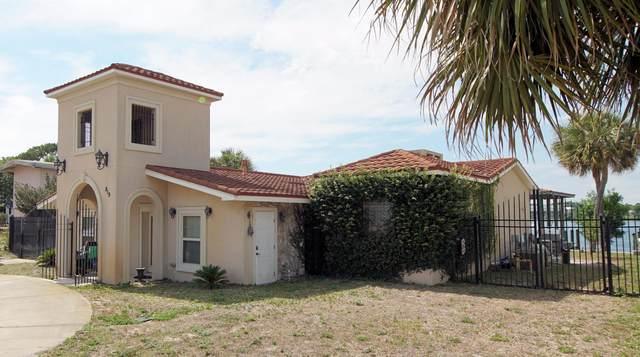 819 Tarpon Drive, Fort Walton Beach, FL 32548 (MLS #847192) :: ResortQuest Real Estate