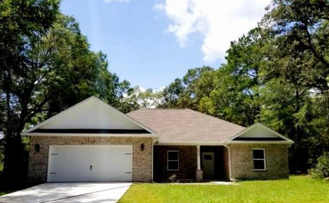 6844 Bill Lundy Road, Laurel Hill, FL 32567 (MLS #849876) :: Classic Luxury Real Estate, LLC