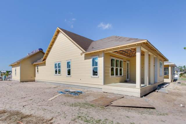 135 Log Landing Street Lot 104, Watersound, FL 32461 (MLS #850657) :: Corcoran Reverie
