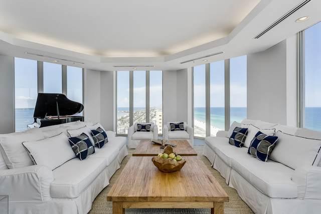 18 Via De Luna Drive #1801, Pensacola Beach, FL 32561 (MLS #851125) :: The Premier Property Group