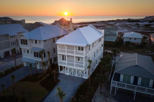 260 Magnolia Street, Santa Rosa Beach, FL 32459 (MLS #851376) :: The Beach Group