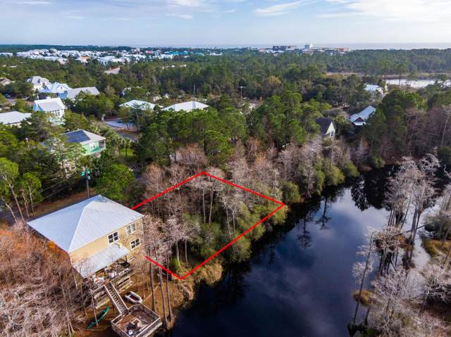 Lot 16 Blue Gulf Drive, Santa Rosa Beach, FL 32459 (MLS #851934) :: Coastal Luxury