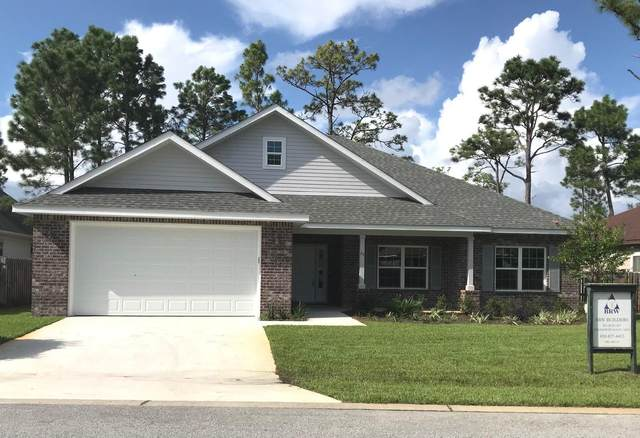 25 Forest Park Drive, Santa Rosa Beach, FL 32459 (MLS #852063) :: Berkshire Hathaway HomeServices Beach Properties of Florida