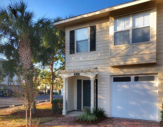 269 Mattie M Kelly Boulevard, Destin, FL 32541 (MLS #853962) :: The Beach Group