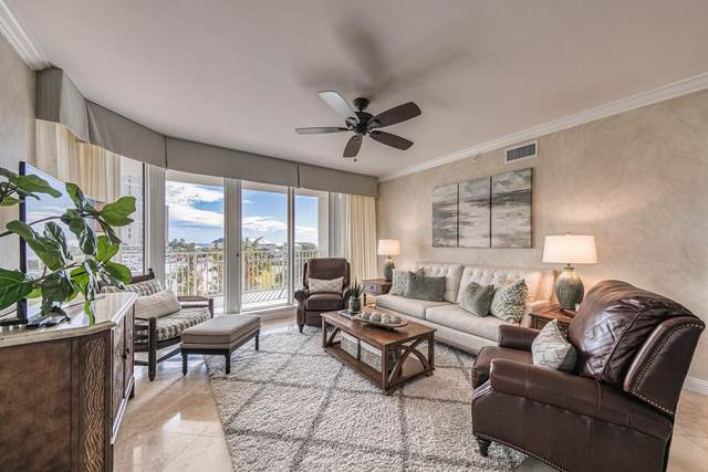 1 Beach Club Drive Unit 401, Miramar Beach, FL 32550 (MLS #853985) :: Berkshire Hathaway HomeServices Beach Properties of Florida