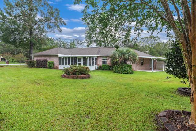 4401 Dandy Drive, Pace, FL 32571 (MLS #854295) :: 30a Beach Homes For Sale