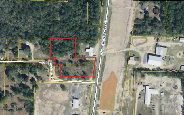 000 S Hemlock Road, Defuniak Springs, FL 32435 (MLS #854496) :: Briar Patch Realty