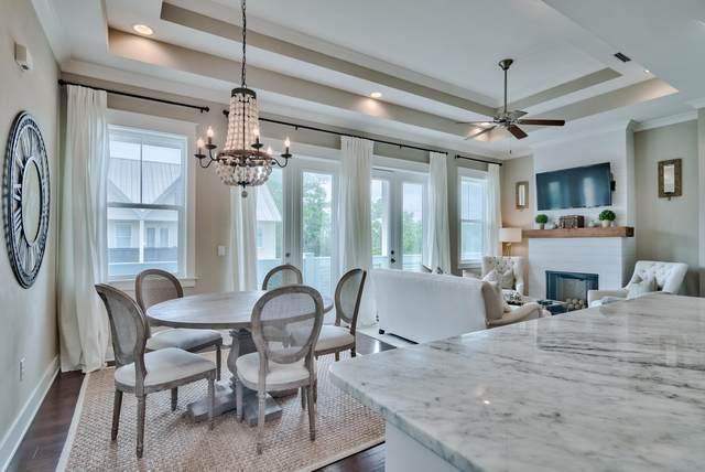 104 Milestone Drive Unit C, Inlet Beach, FL 32461 (MLS #854500) :: Better Homes & Gardens Real Estate Emerald Coast