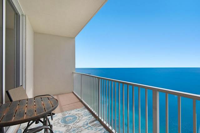 16819 Front Beach Road #2704, Panama City Beach, FL 32413 (MLS #856268) :: Berkshire Hathaway HomeServices Beach Properties of Florida