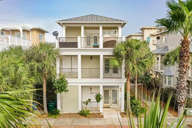 47 W Seacrest Beach Boulevard, Inlet Beach, FL 32461 (MLS #858537) :: Luxury Properties on 30A