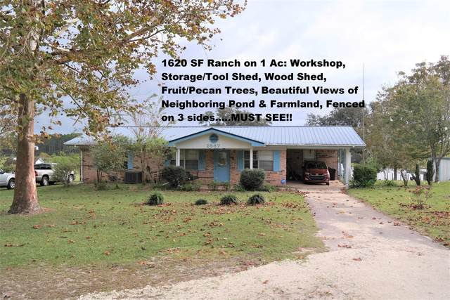2887 Huckaba Road, Laurel Hill, FL 32567 (MLS #858988) :: The Ryan Group
