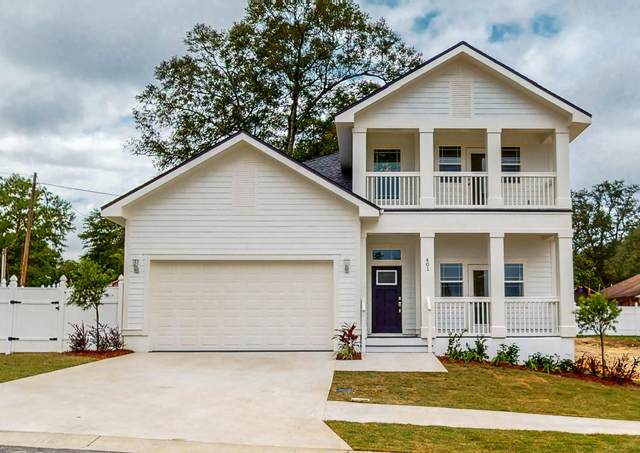 415 Hideaway Lane, Niceville, FL 32578 (MLS #859290) :: The Ryan Group