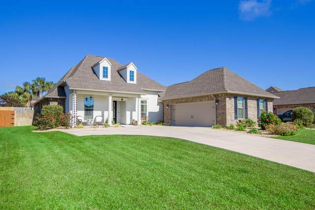 1513 Sabal Palm Drive, Gulf Breeze, FL 32563 (MLS #859661) :: Counts Real Estate on 30A