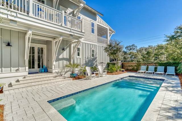 164 Lakeview Drive, Santa Rosa Beach, FL 32459 (MLS #860007) :: Somers & Company