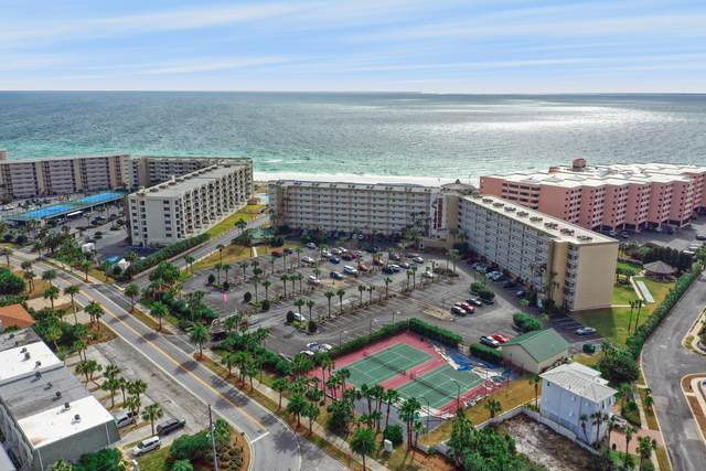 502 Gulf Shore Drive #213, Destin, FL 32541 (MLS #864264) :: Linda Miller Real Estate