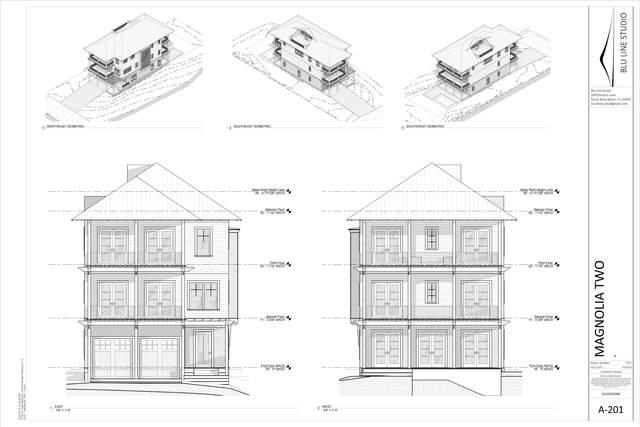 Lot 31 Magnolia Street, Santa Rosa Beach, FL 32459 (MLS #864528) :: Somers & Company