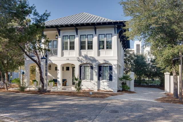 98 Pinecrest Circle, Inlet Beach, FL 32461 (MLS #864544) :: Rosemary Beach Realty