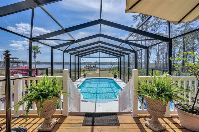 130 Shoreline Drive, Freeport, FL 32439 (MLS #866373) :: John Martin Group | Berkshire Hathaway HomeServices PenFed Realty