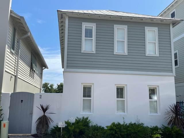 2 E Trigger Trail, Inlet Beach, FL 32461 (MLS #866707) :: Rosemary Beach Realty