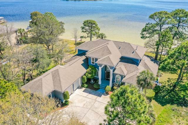 15 Paradise Point Road, Shalimar, FL 32579 (MLS #867738) :: Corcoran Reverie