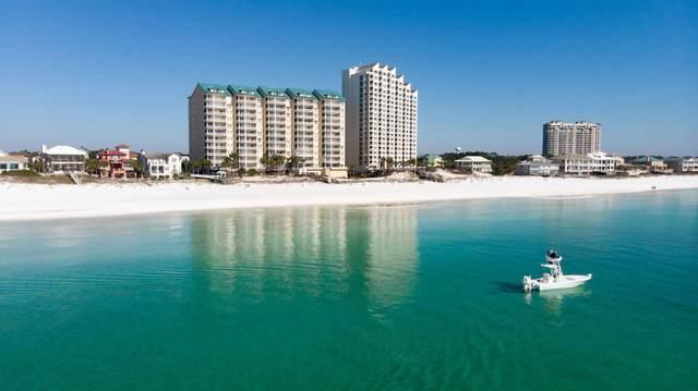 9815 W Us 98 Highway #702, Miramar Beach, FL 32550 (MLS #869852) :: The Honest Group