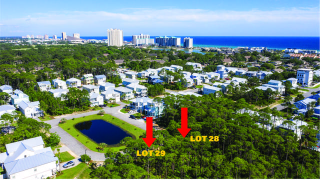 Lot 29 Shelley's Way, Miramar Beach, FL 32550 (MLS #871164) :: Berkshire Hathaway HomeServices Beach Properties of Florida