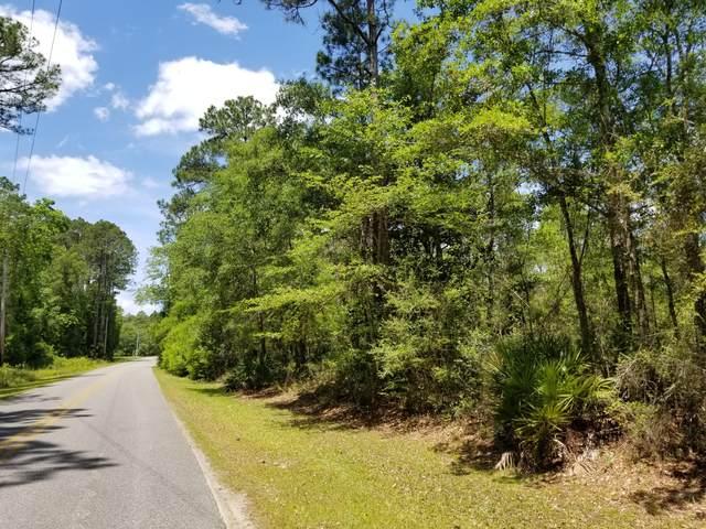 5. 6 acres Mallett Bayou Rd, Freeport, FL 32439 (MLS #871233) :: Hammock Bay