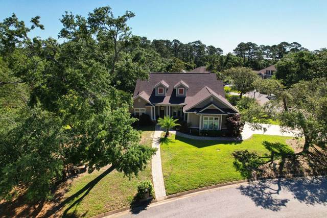 1744 Magnolia Harbor Drive, Navarre, FL 32566 (MLS #871775) :: The Honest Group