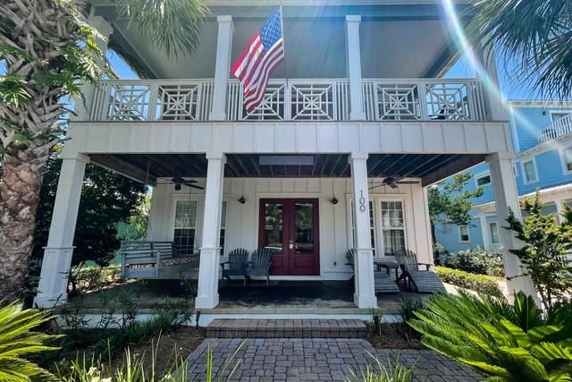100 Beach Bike Way, Inlet Beach, FL 32461 (MLS #872877) :: Linda Miller Real Estate