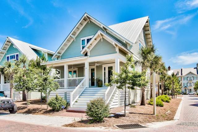49 Clipper Street, Inlet Beach, FL 32461 (MLS #873062) :: 30A Escapes Realty