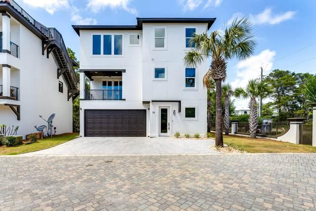 14 Starview Terrace, Santa Rosa Beach, FL 32459 (MLS #873092) :: Blue Swell Realty