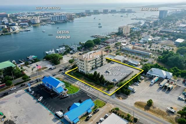 543 Harbor Boulevard Ste 404, Destin, FL 32541 (MLS #873803) :: Blue Swell Realty