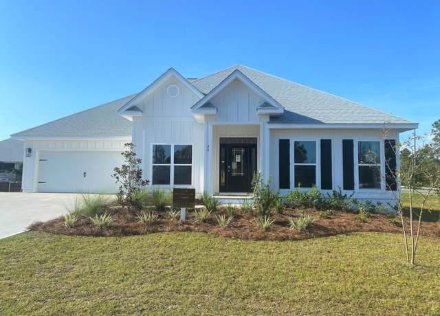 24 Palmer Lane Lot 20, Santa Rosa Beach, FL 32459 (MLS #875231) :: Beachside Luxury Realty