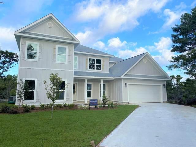 579 Golf Club Drive Lot 2, Santa Rosa Beach, FL 32459 (MLS #876913) :: Beachside Luxury Realty