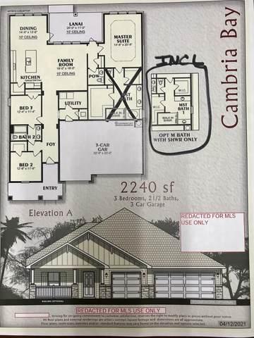 8040 Red Maple Drive, Milton, FL 32583 (MLS #878281) :: Berkshire Hathaway HomeServices Beach Properties of Florida