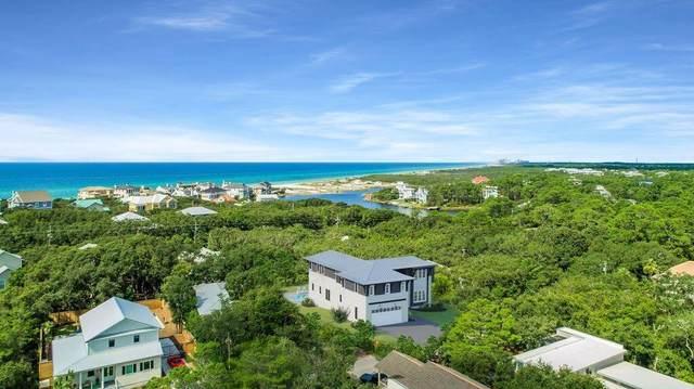 249 Baird Road, Santa Rosa Beach, FL 32459 (MLS #878422) :: Emerald Life Realty