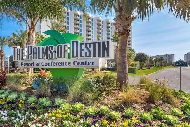 4203 Indian Bayou Trail Unit 11212, Destin, FL 32541 (MLS #878604) :: Keller Williams Realty Emerald Coast