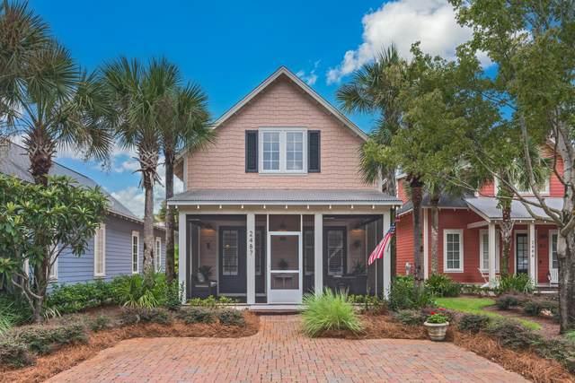 2487 Bungalo Lane, Miramar Beach, FL 32550 (MLS #881434) :: Somers & Company
