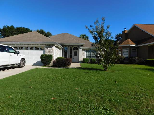 913 Shalimar Point Drive, Shalimar, FL 32579 (MLS #881741) :: Rosemary Beach Realty