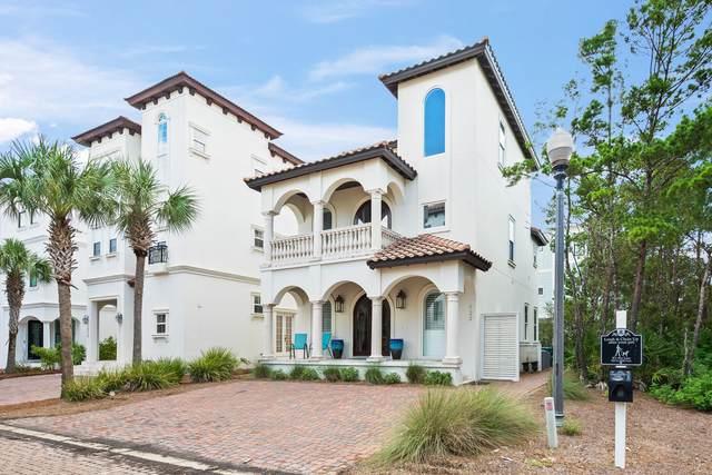 122 Palmeira Way, Santa Rosa Beach, FL 32459 (MLS #882317) :: The Chris Carter Team