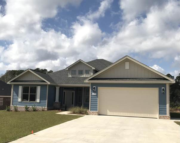 4915 Red Oak Drive, Milton, FL 32583 (MLS #883178) :: Somers & Company