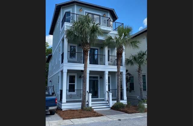 208 E Blue Crab Loop, Inlet Beach, FL 32461 (MLS #883486) :: 30a Beach Homes For Sale
