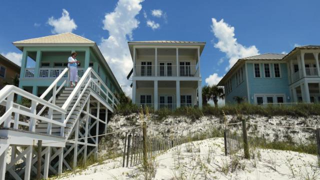 282 Beachside Drive, Panama City Beach, FL 32413 (MLS #581022) :: ResortQuest Real Estate