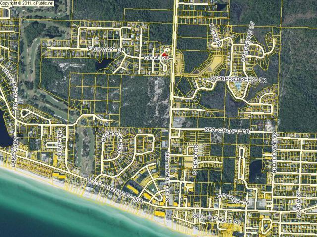 Lot 12 Summit Drive, Santa Rosa Beach, FL 32459 (MLS #777909) :: Luxury Properties Real Estate