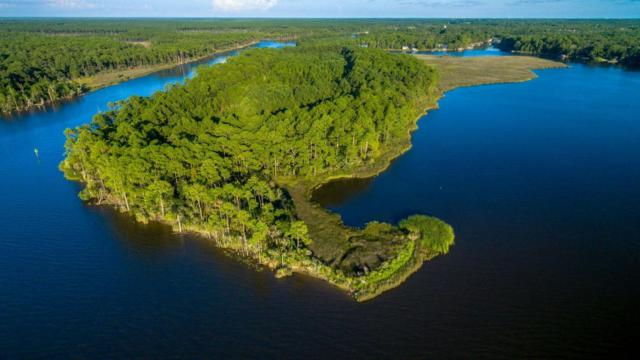 000 Private Island On Tucker Bayou, Santa Rosa Beach, FL 32459 (MLS #778115) :: ResortQuest Real Estate