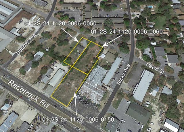 326 NE Racetrack Road, Fort Walton Beach, FL 32547 (MLS #785989) :: Somers & Company