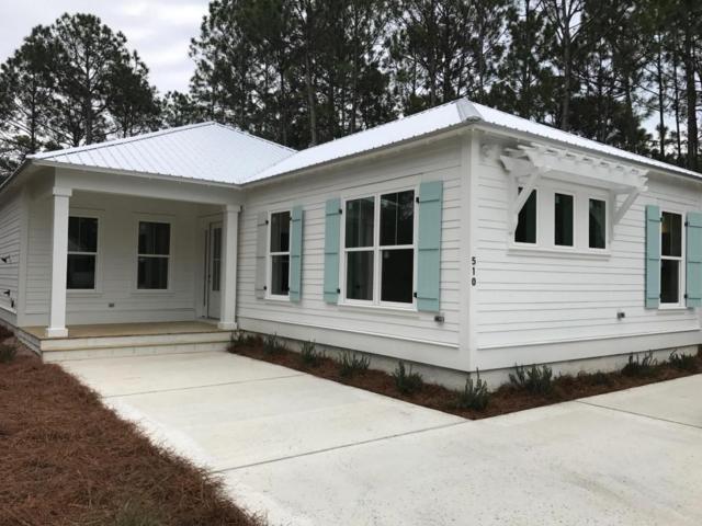 510 San Juan Avenue, Santa Rosa Beach, FL 32459 (MLS #786478) :: Scenic Sotheby's International Realty
